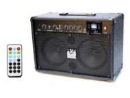 MSCUBE50A -  MSCUBE50A SISTEMA AMPLIF SOM 50W USB/MP3 VSOUND