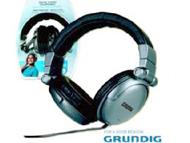 38629 - AUSCULTADOR STEREO C/ FIOS GRUNDIG