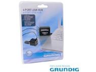 51594 - HUB USB 2.0 DE 4 PORTAS GRUNDIG