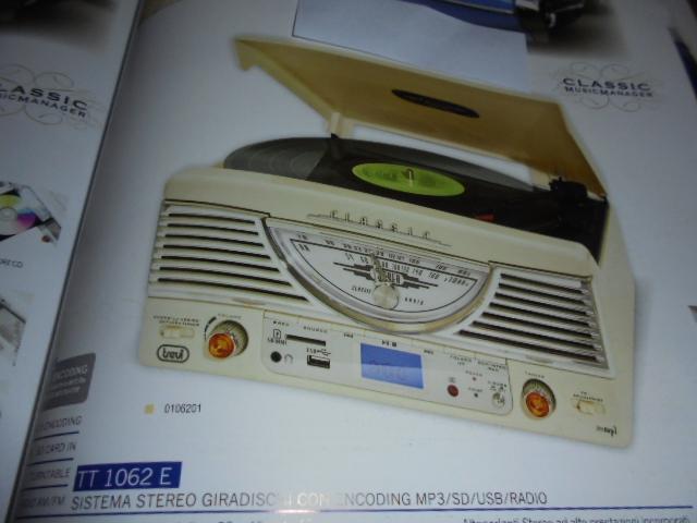 MVCLASSIC01 - RADIO C/ LEITOR SD DE CARTAO E GRAVAÇAO USB