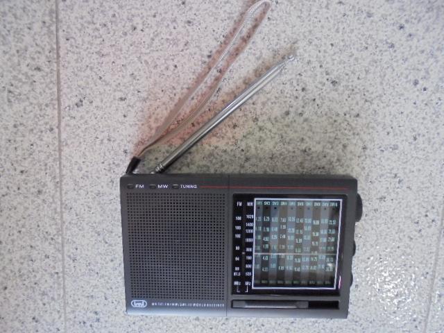 MVMB-741 - RADIO MEDIO MULTIBANDA DE SECRETARIA