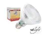 LAMP23WES/P38/2 - LÂMPADA E27 230V 23W=100W PAR38 BRANCO QUENTE