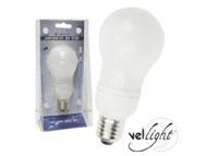 LAMP9WES-B - LÂMPADA E27 230V 9W=45W TIPO GLOBO BRANCO QUENTE