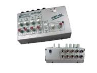 MIX-8 - MESA DE MISTURA/MICROFONE 8 CANAIS SPHYNX
